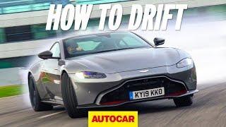 How to drift! Pro drifting secrets | Autocar by Autocar