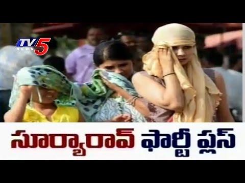 Heat Waves Hit Telugu States | 40+ Temperatures Recorded | TV5 News
