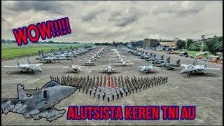 Video SIAPA SANGKA, TNI AU MILIKI ALUTSISTA KEREN INI MP3, 3GP, MP4, WEBM, AVI, FLV November 2018
