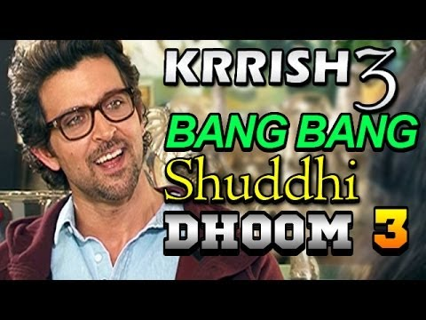 hrithik - Your one stop destination for all the latest happenings, hot rumours and exclusive B-Town news... Subscribe NOW! http://www.youtube.com/subscription_center?a...