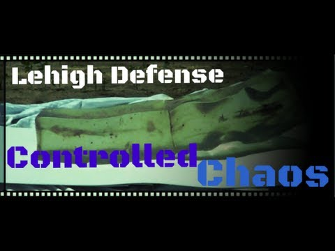 Lehigh Defense 45gr 223 Remington Controlled Chaos Ballistics Gel Test & Review (HD)