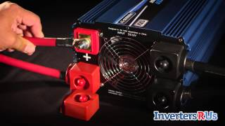 The Power Bright PW6000-12 6000 Watt Power Inverter has the following features and can be found at: http://invertersrus.com/product/powerbright-pw600-12/ Pow...