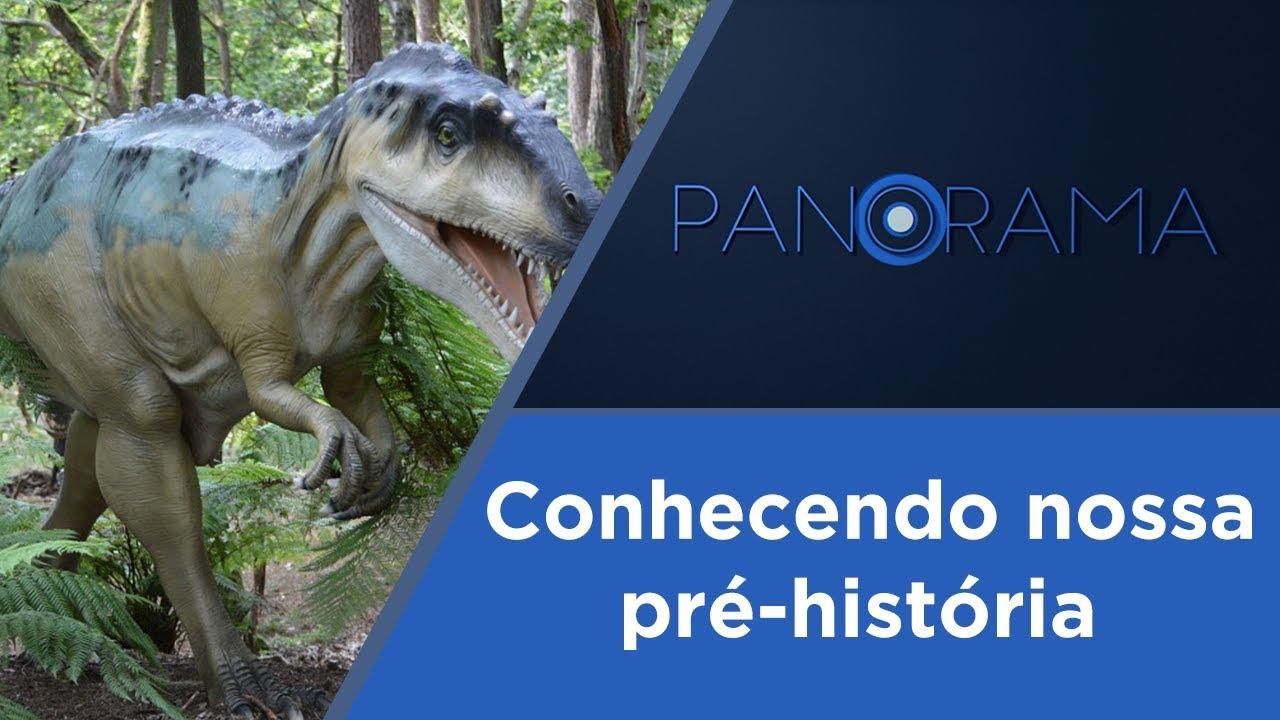 Panorama | América do Sul: terra dos dinossauros | 23/01/2018