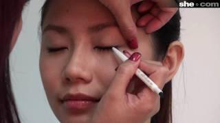 星級化妝師Meegan教化日本最hit大眼妝
