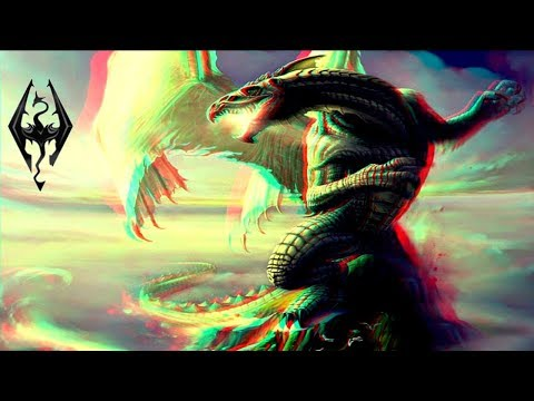 Skyrim 3D Anaglyph 3D VIDEO RED CYAN 3D VIDEO 3Dn3D HD 1080p