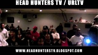 Head Hunters TV | Bossman Bojangles vs. Blazey Baby