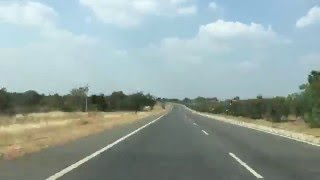 Karur India  City pictures : Karur Highway NH7 Drive | Time Lapse | INDIA