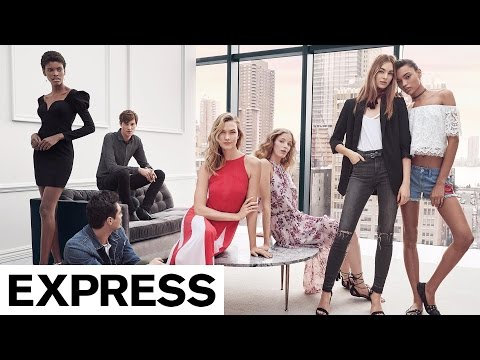 Express Commercial (2017) (Television Commercial)