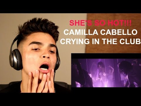 she's soooo bad!! Camila Cabello Crying in the Club Reaction