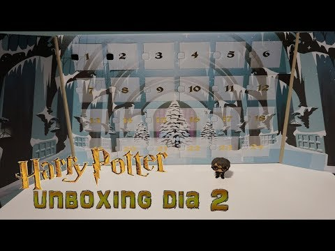 HARRY POTTER - CALENDARIO DE ADVIENTO 2019  | DÍA 2 | FUNKO POP | UNBOXING [OFF TOPIC]