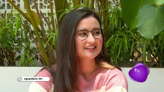 NGOPI DARA - Wow! Suara Merdu Stephanie Putri Titi DJ Nurun dari Ibunya (30/4/19) Part 2
