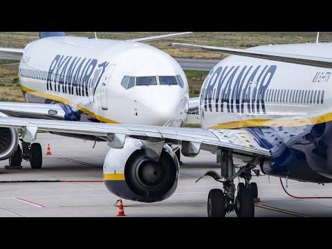 Ryanair: Piloten und Flugbegleiter streiken erneut