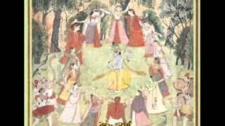 Sri Krishna Stotram, Sri Radha Stotram And Sri Mahanam Kirtanam (Sanakrit Hymns) By  Smt. Rama Basu.