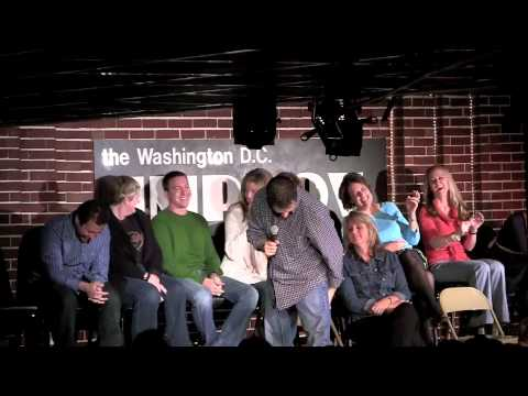 Flip Orley - Funniest Jokes with unpredictable punchlines at the DC Improv.