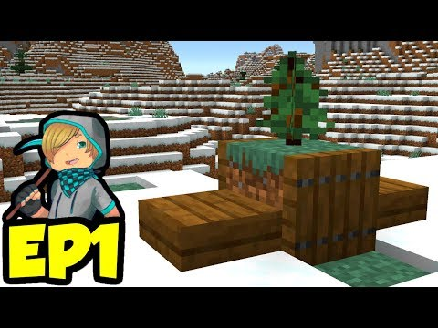 Let's Play Minecraft Episode 1