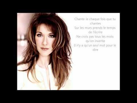 ♫ Va ou s'en va L'amour - Céline Dion [MELANIE 1984]
