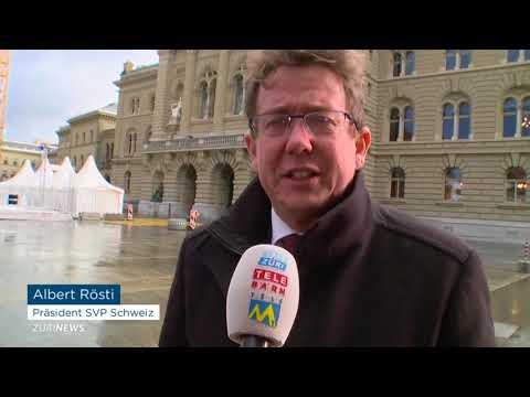 SVP-Präsident Albert Rösti über die Begrenzungsinitiative