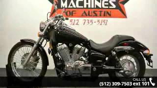 8. 2007 Honda Shadow Spirit 750 C2  - Dream Machines Indian ...