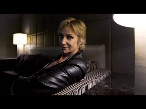 Jane Lynch says she only wears one outfit in 'Angel From Hell'