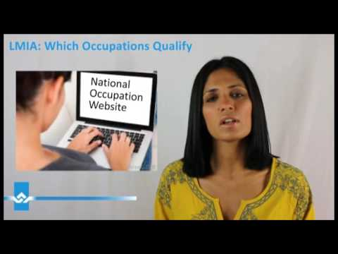 LMIA Which Occupations Qualify Video