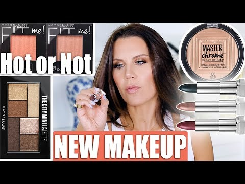NEW MAYBELLINE COLLECTION   Hot or Not