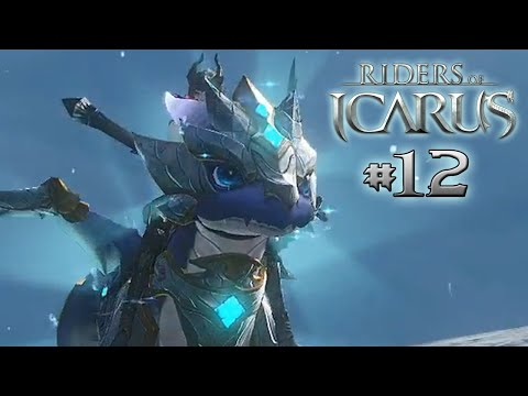 SILVER LAIKU THE DRAGON HATCHLING! Riders Of Icarus - Part 12