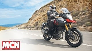 9. NEW 2014 V-Strom 1000 Suzuki's Back!   First Ride   Motorcyclenews.com