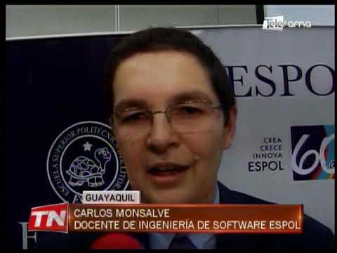 Estudiantes de Espol desarrollan aplicaciones móviles