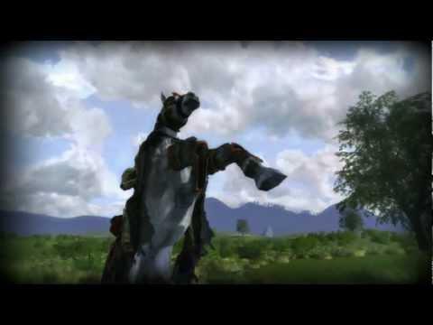 Petite visite guidée avec des paysages à couper le souffle des Cavaliers du Rohan™ !