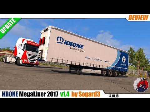 Krone MegaLiner 2017 v1.4 1.32.x