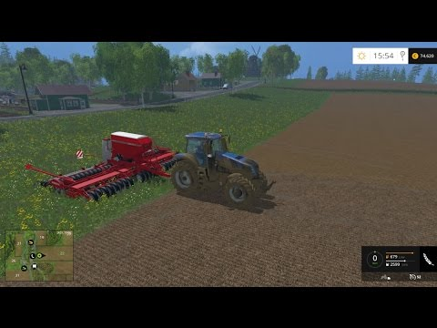 Horsch Pronto 9m v1.4 Blue