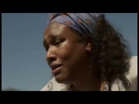 Luana Xavier no papel de Neide na novela Sol Nascente (TV Globo- 2017)- Cena 05