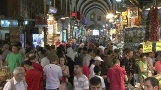 احتفالات عيد الفطر  في تركيا و غزة و باكستان