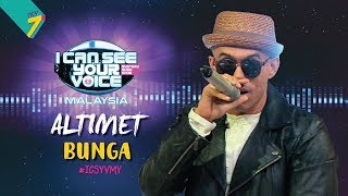I Can See Your Voice Malaysia : Altimet – Bunga | #ICSYVMY