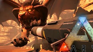 ARK: Scorched Earth - MANTICORE SUMMON FINAL BOSS BATTLE #12 (Scorched Earth Gameplay)
