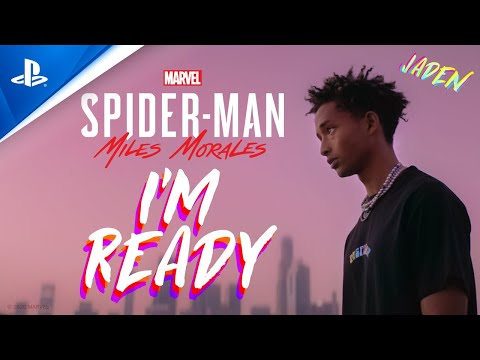"Jaden - ""I'm Ready"" (From Marvel's Spider-Man: Miles Morales - Original Video Game Soundtrack)"
