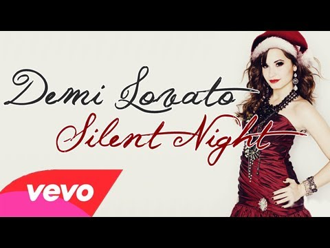 Demi Lovato - Silent Night lyrics