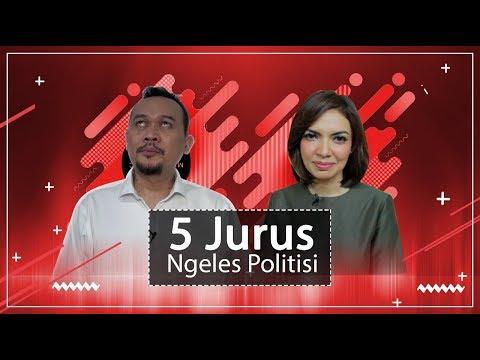 5 Jurus Ngeles Politisi