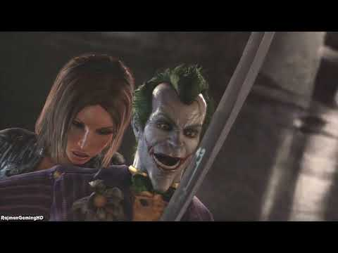 Batman: Arkham City [ENDING] 'Playthrough PART 19 [PS3]' TRUE-HD QUALITY