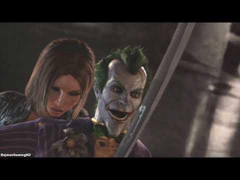Batman: Arkham City [ENDING] 'Playthrough PART 19 [PS3]' TRUE-HD QUALITY