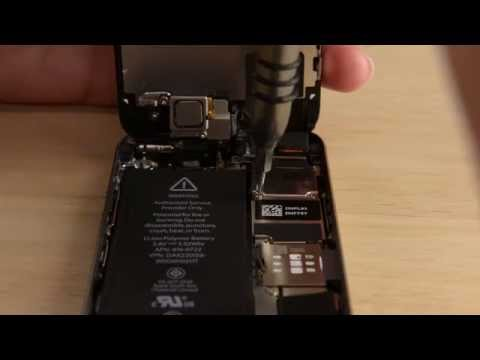 Mikrophone iPhone 5S defekt Reparatur