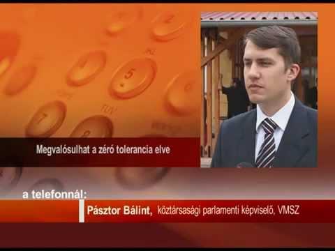 Híradó - A VMSZ egyik legfontosabb választási ígérete valósult meg-cover