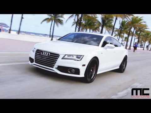 MC Customs Audi A7