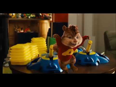 Alvin and the Chipmunks (2007) Welcome To Your New Home Scene