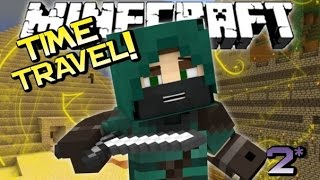 Minecraft | DR COSMO'S TIME TRAVEL ADVENTURE! | Redemption Custom Map Ep 2
