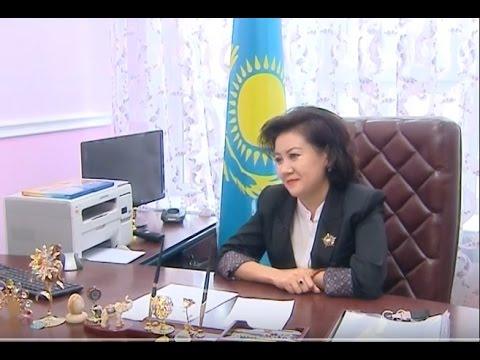 Интервью с заведующей детского сада №27  г. Алматы, Маметьяровой Рашида Тургановной