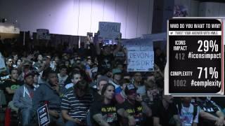 Impact vs compLexity - Game 1 - CWF - MLG Anaheim 2013