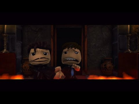 littlebigplanet2 - Made by christiandadrum LBP.me http://lbp.me/v/h61pg3 Level description WARNING! This movie contains some graphic scenes - this may be scary to kids, so RECC...