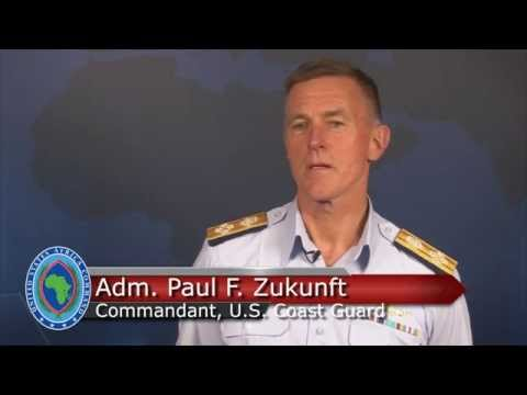 During this episode of AFRICOM's Ask the Expert, Commandant of the U.S. Coast Guard Adm. Paul F. Zukunft talks about the Coast Guard's relationship with AFRICOM.