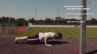 Calisthenics-Tutorial: Push-Up